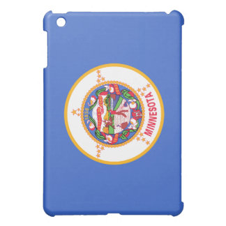Minnesota State Flag Cover For The iPad Mini