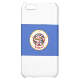 Minnesota State Flag iPhone 5C Covers