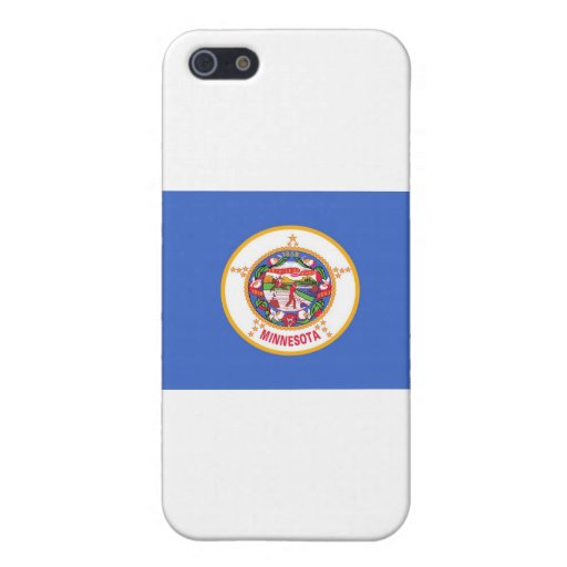 Minnesota State Flag iPhone 5 Cases