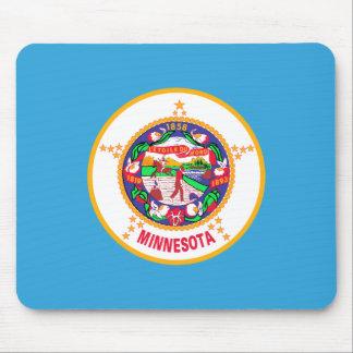 Minnesota State Flag Mousepad