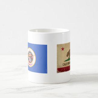 Minnesota State Flag Coffee Mug