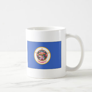 Minnesota State Flag Coffee Mugs