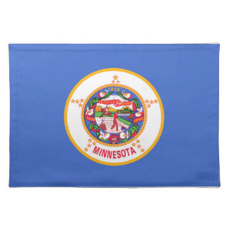 Minnesota State Flag Place Mat