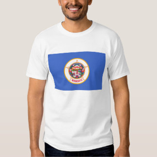 Minnesota State Flag Shirts