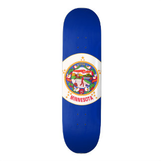 Minnesota State Flag Skateboard Decks