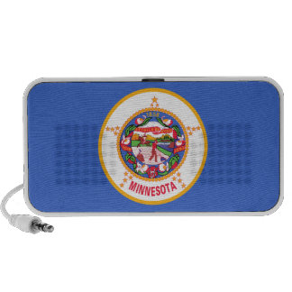 Minnesota State Flag Mp3 Speaker