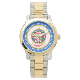 Minnesota State Flag Watch Design