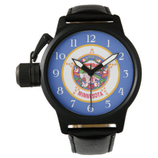 Minnesota State Flag Watches