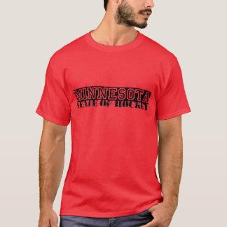 Minnesota State of Hockey T-Shirt