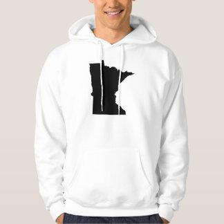 Minnesota State Outline Hoodie