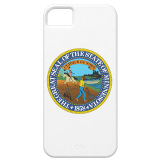 Minnesota state seal america republic symbol flag case for the iPhone 5