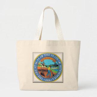 Minnesota State Seal Bag