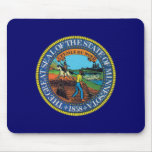 Minnesota State Seal Mouse Pad