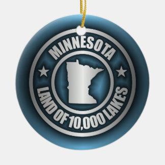"""""""Minnesota Steel 2"""" Ornaments"""