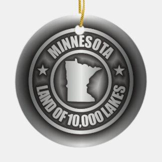 """""""Minnesota Steel"""" Ornaments"""