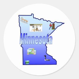 Minnesota Sticker