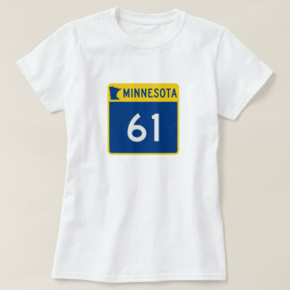 Minnesota Trunk Highway 61 Shirts