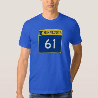Minnesota Trunk Highway 61 T Shirt