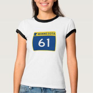 Minnesota Trunk Highway 61 Tshirt