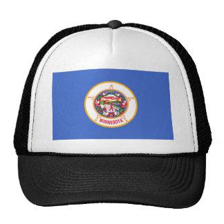 Minnesota, United States flag Hats