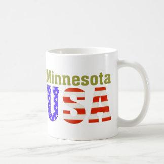 Minnesota USA! Coffee Mugs