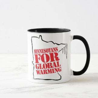 Minnesotans FOR Global Warming Coffee Mug