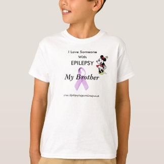 minnie, lilac ribbon, I Love Someone, With T Shirt