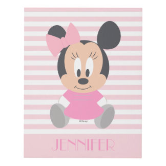 Minnie Mouse | Baby Minnie - Add Your Name