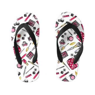 Minnie Mouse | #what'sinmypurse Pattern Flip Flops