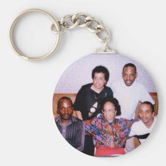 Minnie s Crew Keychain