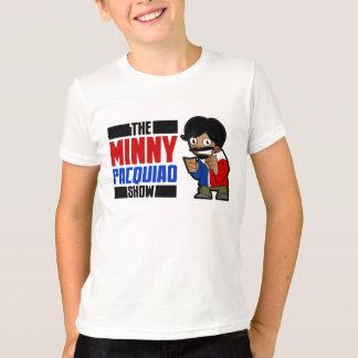Minny Pacquiao Cartoon T - kids T-Shirt