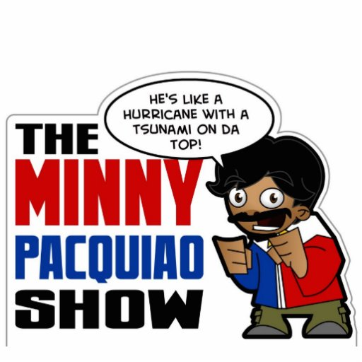 Minny Pacquiao: Hurricane Tsunami Sculpture Photo Sculpture