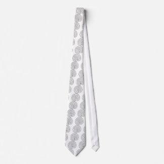 Minoan Labrynth Tie