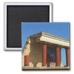 Minoan Palace of Knossos Refrigerator Magnet