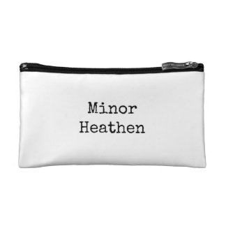 Minor Heathen Cosmetic Bag