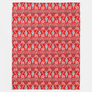 Minotaur Fleece Blanket, Large