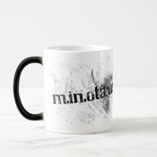 Minotaurs Rule - Morphing Mug