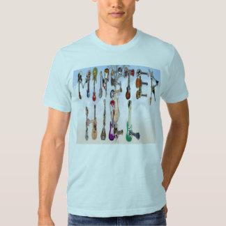 MiNsTeR HiLL Guitar Shirt