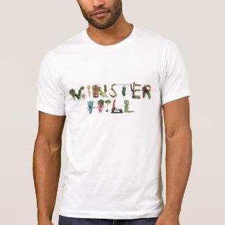 MiNsTeR HiLL Surreal Logo Shirt