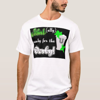 Mint (ally) ready for the Derby! T-Shirt