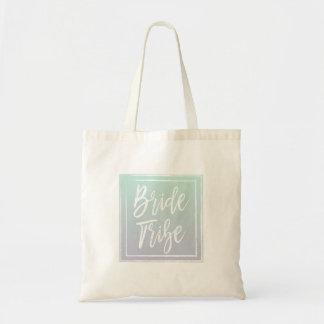 Mint Bride Tribe Tote