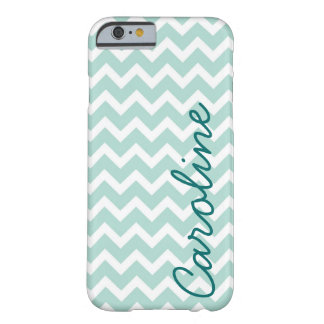 Mint Chevron iPhone 6 case Barely There iPhone 6 Case