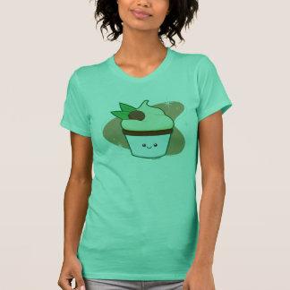 Mint Chip Cupcake T-Shirt
