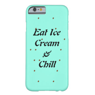 Mint Chip Eat Ice Cream Phone Case
