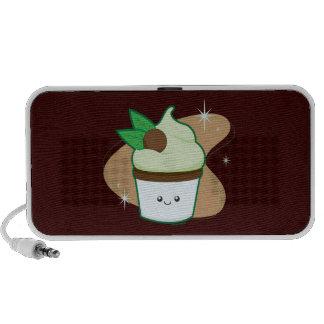 Mint Chip Notebook Speaker