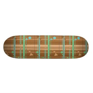 Mint Chocolate 21.6 Cm Skateboard Deck