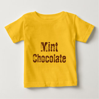 Mint, Chocolate Baby T-Shirt