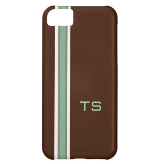 Mint Chocolate Case For iPhone 5C