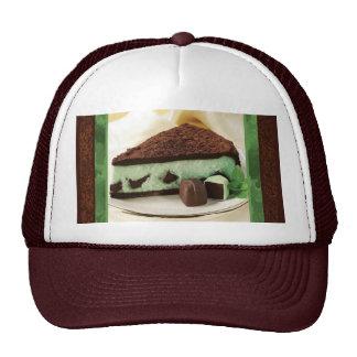 Mint Chocolate Cheesecake Cap Trucker Hat