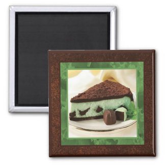 Mint Chocolate Cheesecake Magnet